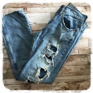 American Eagle Slim Straight Leg Jeans